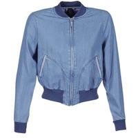 vaatteet Naiset Farkkutakki Benetton FERMANO Sininen