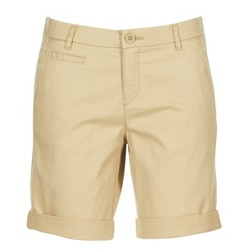 vaatteet Naiset Shortsit / Bermuda-shortsit Benetton JAVIN BEIGE
