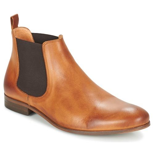 kengät Miehet Bootsit Brett & Sons CHAVOQUE Brown