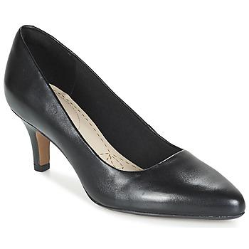 kengät Naiset Korkokengät Clarks ISIDORA FAYE Black