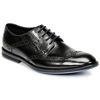 kengät Miehet Derby-kengät Clarks PRANGLEY LIMIT Black