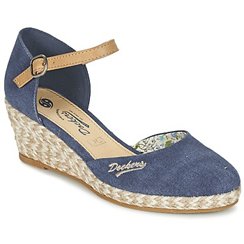 kengät Naiset Sandaalit ja avokkaat Dockers by Gerli AFINOUDE Blue