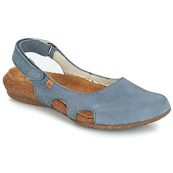 kengät Naiset Sandaalit ja avokkaat El Naturalista WAKATAUA Blue