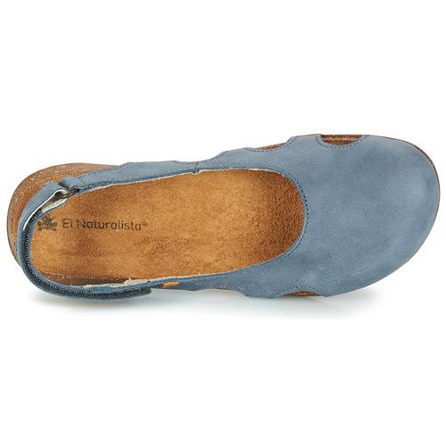 El Naturalista Wakataua Blue - Ilmainen Toimitus- Kengät Sandaalit Naiset 81