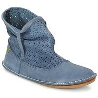 kengät Naiset Bootsit El Naturalista FORMENTERA Blue