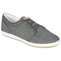 kengät Miehet Matalavartiset tennarit Lafeyt DERBY CHAMBRAY Grey