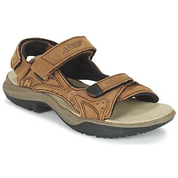 kengät Miehet Urheilusandaalit Asolo METROPOLIS Brown