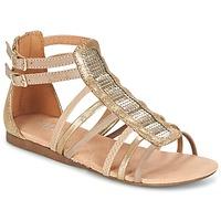 kengät Tytöt Sandaalit ja avokkaat Bullboxer JEZIANA Gold