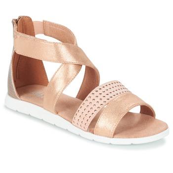 kengät Tytöt Sandaalit ja avokkaat Bullboxer MELONILE Pink
