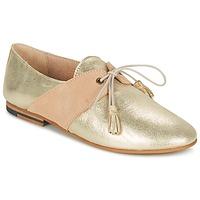 kengät Naiset Derby-kengät M. Moustache MARTINE Gold