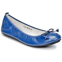 kengät Naiset Balleriinat Mac Douglas ELIANE Blue