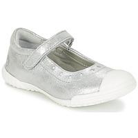 kengät Tytöt Balleriinat Mod'8 PRISCA Hopea