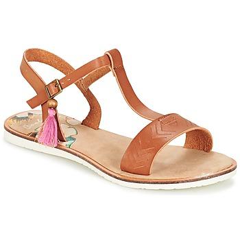 kengät Naiset Sandaalit ja avokkaat Coolway MONKY Brown
