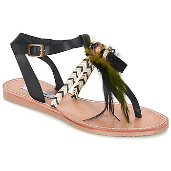kengät Naiset Sandaalit ja avokkaat Coolway MELROSE Black