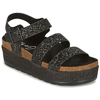 kengät Naiset Sandaalit ja avokkaat Coolway CUMBIA Black