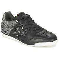 kengät Miehet Matalavartiset tennarit Pantofola d'Oro IMOLA FUNKY UOMO LOW Black