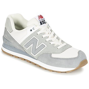 kengät Matalavartiset tennarit New Balance ML574 Grey / White