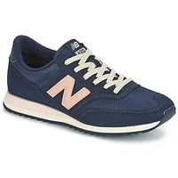 kengät Naiset Matalavartiset tennarit New Balance CW620 Laivastonsininen