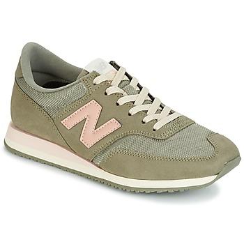 kengät Naiset Matalavartiset tennarit New Balance CW620 Kaki