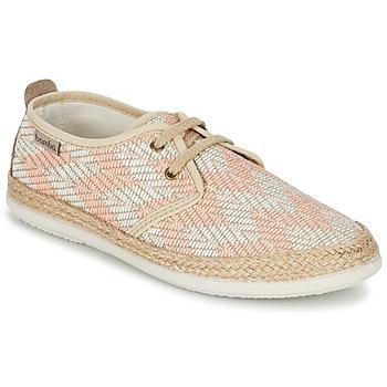 kengät Naiset Matalavartiset tennarit Bamba By Victoria BLUCHER TEJIDO ZIG-ZAG Lohi