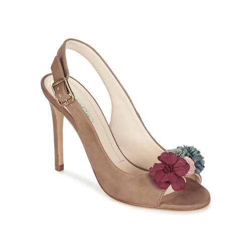 kengät Naiset Sandaalit ja avokkaat Paco Gil BRAZIL Brown