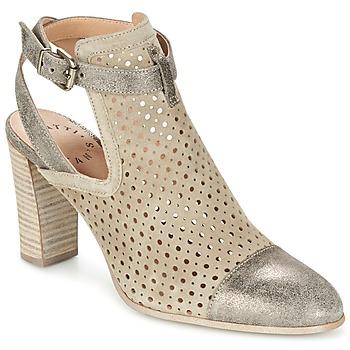 kengät Naiset Nilkkurit Muratti DRAGEE Grey / Silver