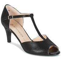 kengät Naiset Sandaalit ja avokkaat Peter Kaiser NELA Black