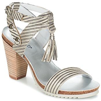 kengät Naiset Sandaalit ja avokkaat Regard RIKIL Silver