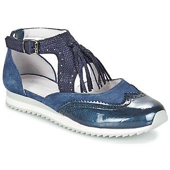 kengät Naiset Balleriinat Regard RULAMI Blue