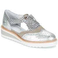 kengät Naiset Derby-kengät Regard RYXA Silver