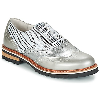 kengät Naiset Derby-kengät Regard ROAXA Silver