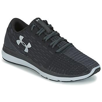 kengät Miehet Juoksukengät / Trail-kengät Under Armour UA Speedchain Black