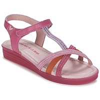 kengät Tytöt Sandaalit ja avokkaat Agatha Ruiz de la Prada BINETTE Pink