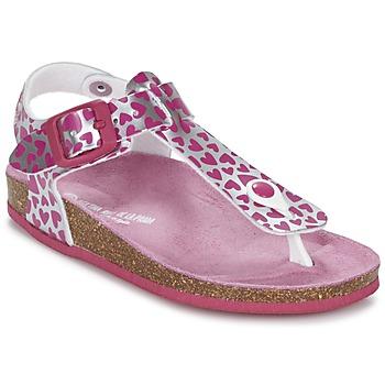 kengät Tytöt Sandaalit ja avokkaat Agatha Ruiz de la Prada BOUDOU Pink