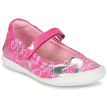 kengät Tytöt Balleriinat Agatha Ruiz de la Prada BALOIN Pink