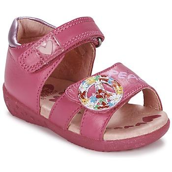 kengät Tytöt Sandaalit ja avokkaat Agatha Ruiz de la Prada BOUTICHEK Pink