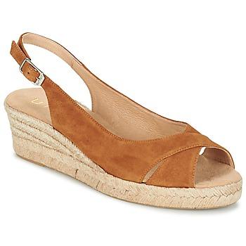 kengät Naiset Sandaalit ja avokkaat Unisa CAMPI CAMEL