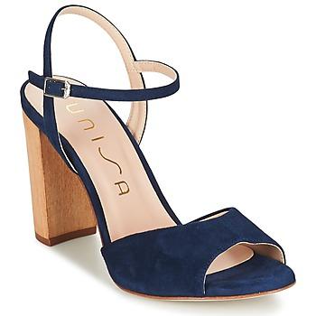kengät Naiset Sandaalit ja avokkaat Unisa WATU Laivastonsininen