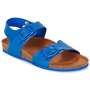 kengät Pojat Sandaalit ja avokkaat Garvalin SOULI Blue