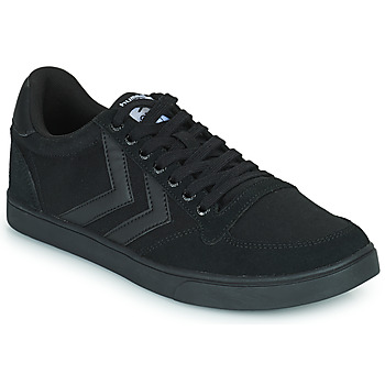 kengät Miehet Matalavartiset tennarit Hummel TEN STAR TONAL LOW Black