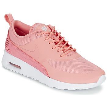kengät Naiset Matalavartiset tennarit Nike AIR MAX THEA W Pink