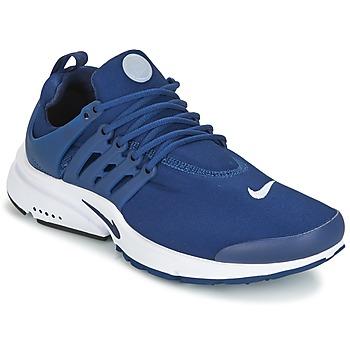 kengät Miehet Matalavartiset tennarit Nike AIR PRESTO ESSENTIAL Blue