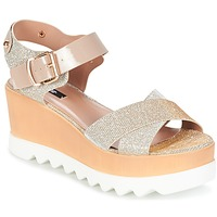 kengät Naiset Sandaalit ja avokkaat MTNG ROSTAC Nude
