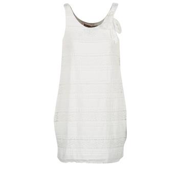 vaatteet Naiset Lyhyt mekko Desigual KERASO White