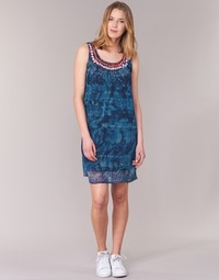 vaatteet Naiset Lyhyt mekko Desigual LIORISE Blue