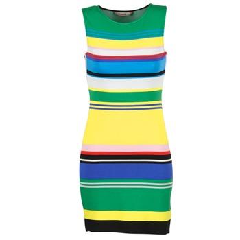 vaatteet Naiset Lyhyt mekko Desigual LIURASE Monivärinen