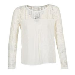vaatteet Naiset Topit / Puserot Desigual GERZA White