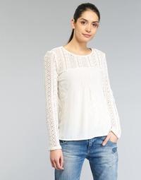 vaatteet Naiset Topit / Puserot Desigual  White