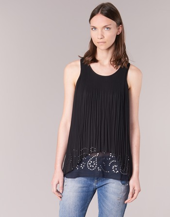 vaatteet Naiset Tunika Desigual TUDURIA Black