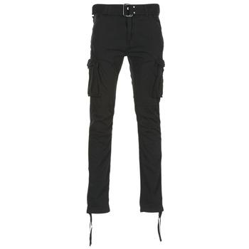 vaatteet Miehet Reisitaskuhousut Schott TR RANGER 70 Black